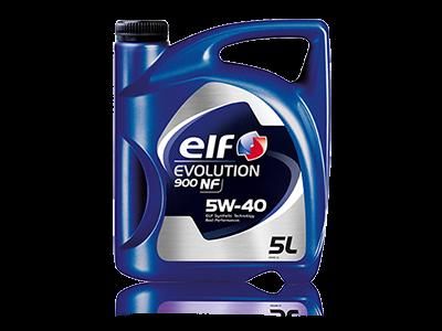 Масло ELF EVOLUTION 900 NF 5W40 моторное, синтетическое (4л)