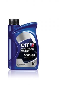 Масло ELF EVOLUTION 900 SXR 5W30 моторное, синтетическое (1л)